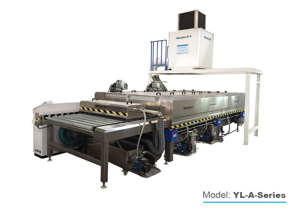glass washing and drying machine yl a series